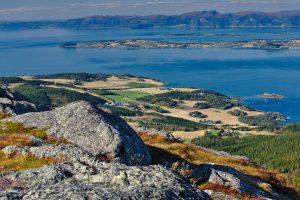 Regionreform Norwegen forbordsfjell stjordal norwegen