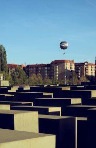 Holocaustdenkmal Berlin gedenken an die opfer des nationalsozialismus