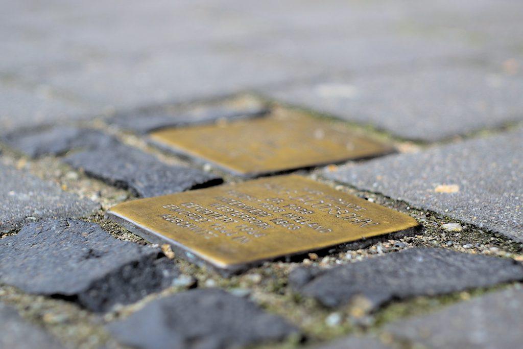 Nie wieder- Gedenken an die Opfer des Holocaust