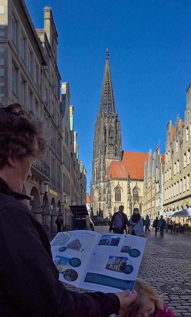 Stadtspiel Münster St.Lamberti Kirche