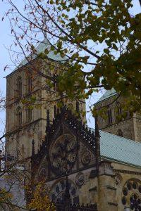 Münster Dom astronomische Uhr