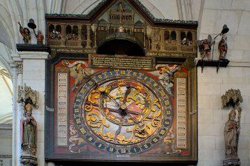 Astronomische Uhr Münster DomDeutschland