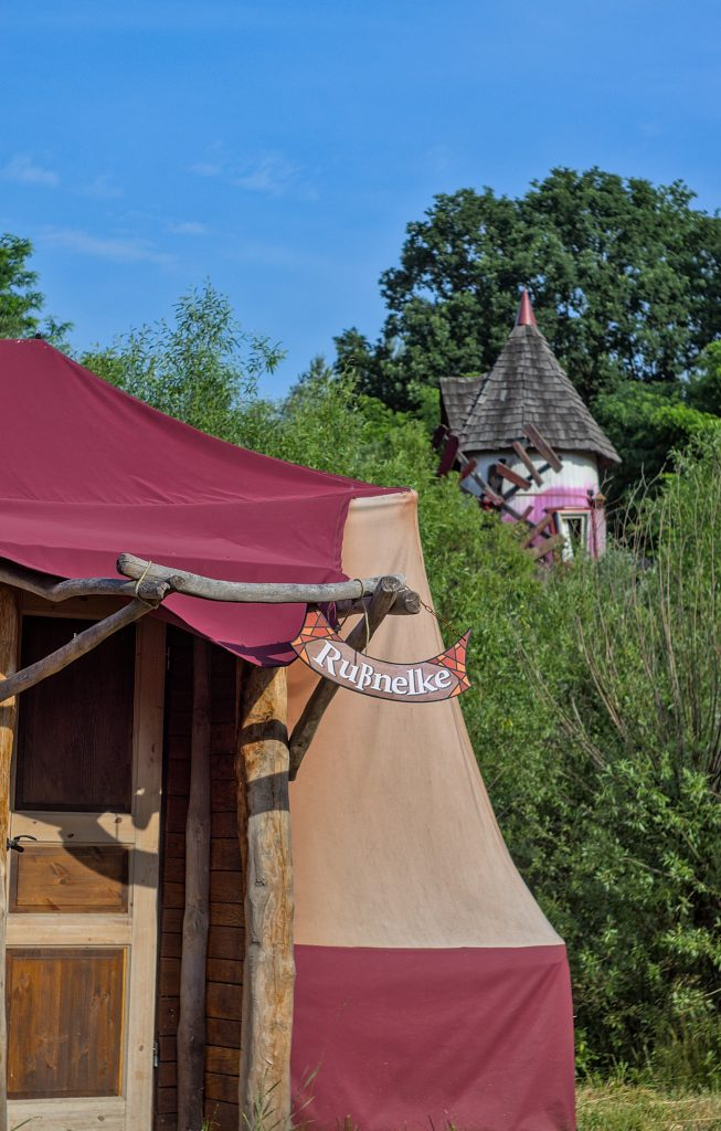 Campingplatz behütum Turisede