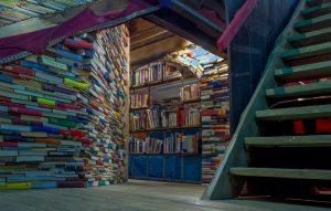 Bibliothek Turihallum geheime Welt von turisede